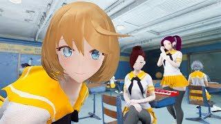 Must Have ANIME RACE MOD Weeaboo Otaku Kawaii Desu Schoolgirls - Fallout 4 Mod Review Episode 146