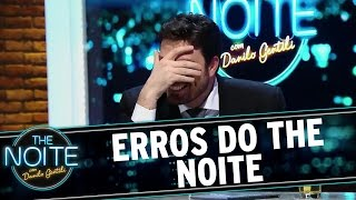 The Noite (28/12/15) - Erros do The Noite
