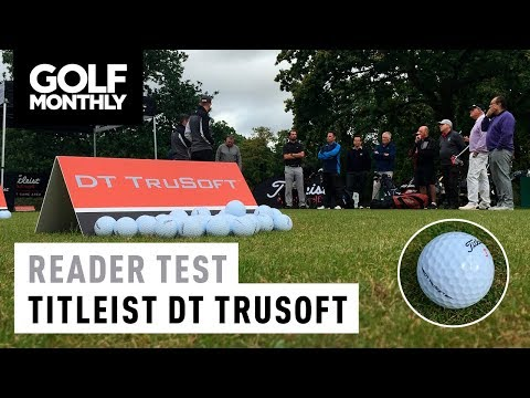 Titleist DT TruSoft Golf Ball – Reader Test