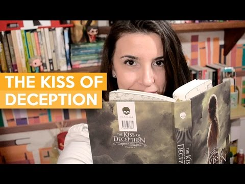 VLOG DE LEITURA - The Kiss of Deception