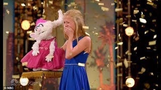 ALL Performances Darci Lynne - The WINNER America