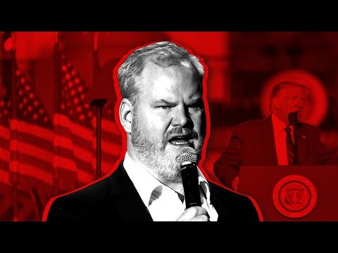 Jim Gaffigan blasts Trump in viral Twitter rant 'He's a traitor and a con