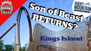 Is Son of Beast RETURNING to Kings Island?