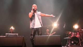 Anthony Callea singing Somebody to Love