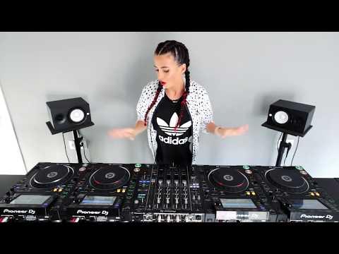 Juicy M – New 4 CDJ mixing video