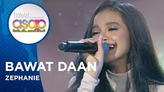 Zephanie - Bawat Daan | iWant ASAP Highlights
