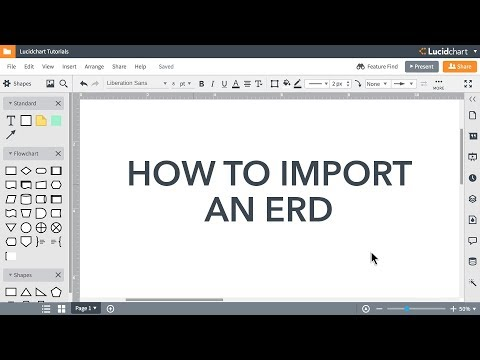 Video: Import your AWS architecture – Lucidchart