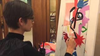 Team Building séminaire incentive atelier peinture Lyon