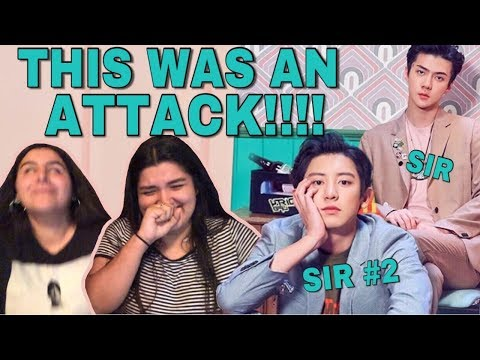 CHANYEOL & SEHUN 'WE YOUNG' MV REACTION | KMREACTS
