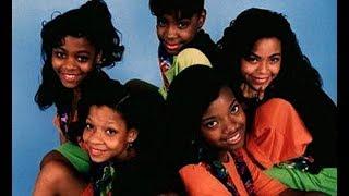 GIRLS TYME (Destiny's Child) 1991 Interview