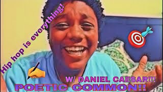 Common   HER Love Ft. Daniel Caesar With Special Guest Dwele | REACTION