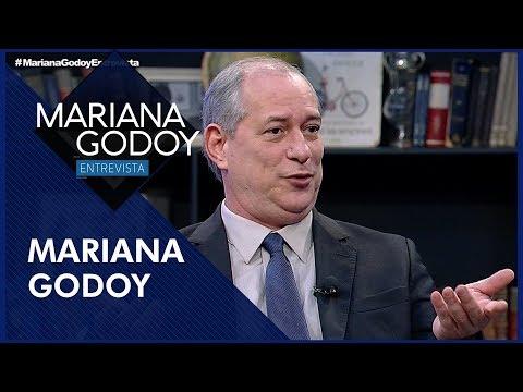 Mariana Godoy Entrevista com Ciro Gomes