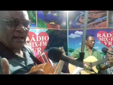 SAUDADE E SAUDOSO AO NA RADIO MIX FM