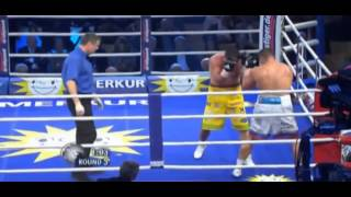 Денис Бойцов   Джордж Ариас   Denis Boytsov vs George Arias  fight 06 12 2014
