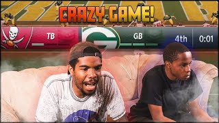 Trent & Juice Give Us ANOTHER EPIC Game! (Madden Beef Ep.103)
