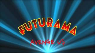 Futurama Original Series Theme by Christopher Tyng full soundtrack   BEST QUALITY