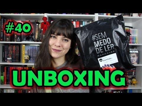 Unboxing DarkSide Books #40