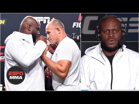 Derrick Lewis on fight vs. Aleksei Oleinik: This bout will not go the distance | ESPN MMA