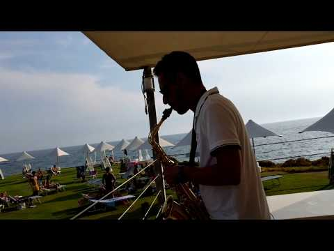Carlo Saxophonist Sax & DJ Set Matera Musiqua