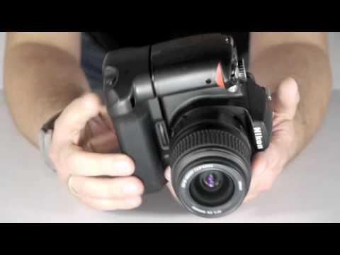 Batteriegriff Quenox Pro für Nikon D3000 D60 D40x D40 - #eycquenox