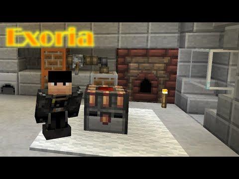 Exoria - STATIC POWER [E24] (Modded Minecraft)