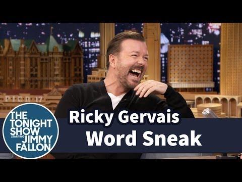 Pašování slov s Rickym Gervaisem