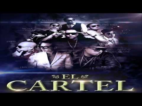 El Cartel  – Mad Bass Ft J Alvarez, Notch, Ñengo Flow, Nova, Syko, Jory Y J Balvin