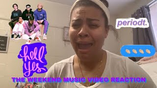 PRETTYMUCH The Weekend (Official Video) Ft. Luísa Sonza Reaction