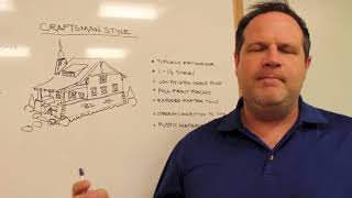 The Craftsman  House Style Series By Joel Perry Of Indwell Architecture And Design