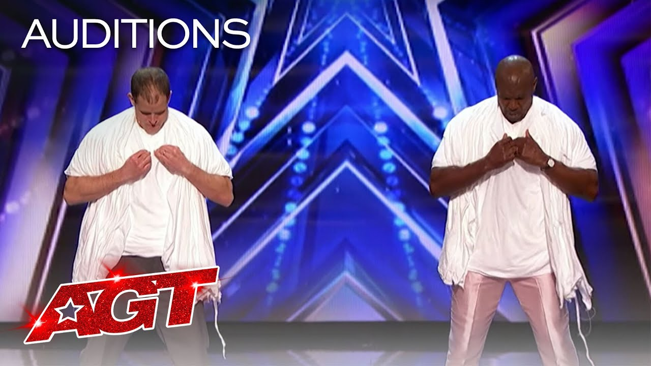 Will He Hold A Guinness World Records Title?! Epic T-Shirt Ripping - America's Got Talent 2020 thumbnail