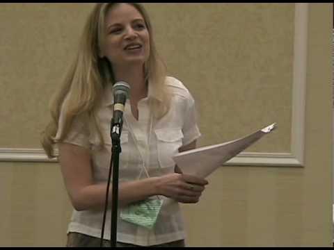 Amanda Yesnowitz Performs at Crossword Tournament 2010