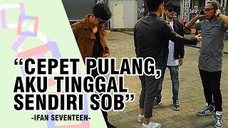 Personel Seventeen Jadi Korban Tsunami, Ifan Unggah Foto Berharap Andi Selamat: Aku Sendiri Sob