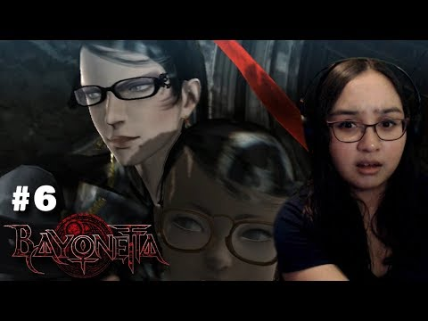 "DID SHE SAY ""MUMMY""? - Let's Play: Bayonetta PC Gameplay Walkthrough Part 6"