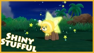 SOS Shiny Hunting - Stufful! Pokemon Moon [Twitch Highlight] | Kholo.pk