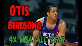 Podcast with Otis Birdsong on Daryl Dawkins, Larry Bird, Michael Ray Richardson, Pistol Pete