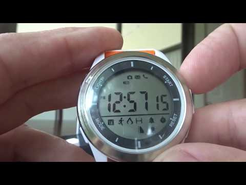 No.1 F3 Smartwatch Full Review