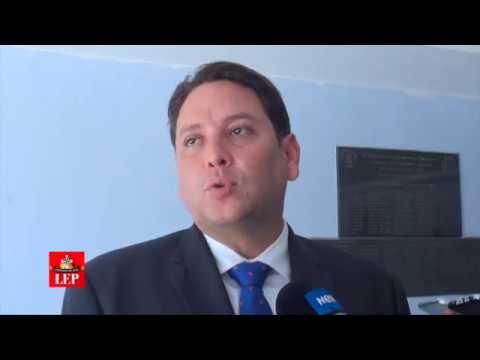 Diputados acreditan al nuevo director del Idaan