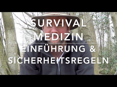 Survival-Medizin: Einführung und Sicherheitshinweise