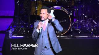 Hill Harper talks about Tonya Ware's book <em>Life is Your Song</em>   <span class=small>(continued)