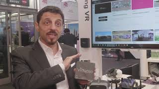 Interview with VRtuoso at MWC 2019