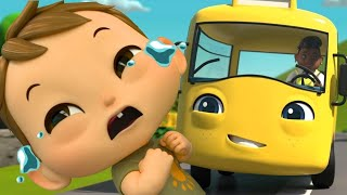 🔴 Wheels On The Bus | ABC Song | Baby Shark | Finger Family | Nursery Rhymes & Songs! Little Baby B