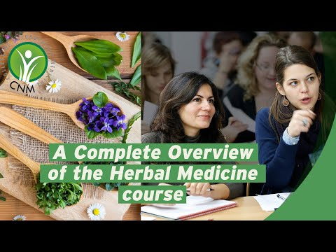Naturopathy Courses at College of Naturopathic Medicine - YouTube