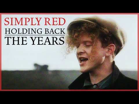simply red holding back the..