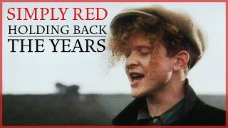 YouTube video E-card Simply Red holding back the years..