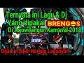 Lagu DJ yang dipakai Brengos di Arjowilangun Karnaval Arjowilangun 2018 Harinop Lodalem Full DJ