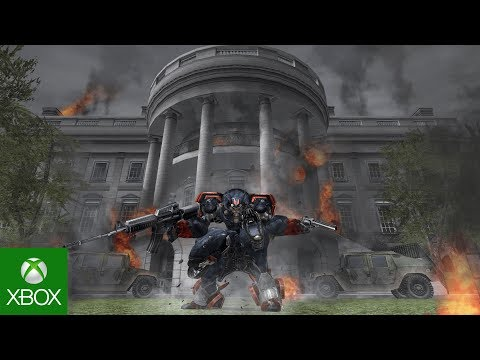 Metal Wolf Chaos XD - Gameplay Trailer thumbnail