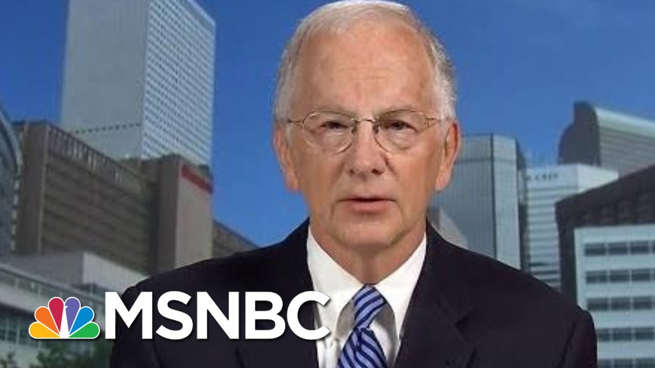 Some Members Of President Trump Admin Didn't Want To Separate Families | Velshi & Ruhle | MSNBC thumbnail