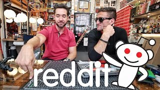 BUSINESS SECRETS FROM REDDIT FOUNDER