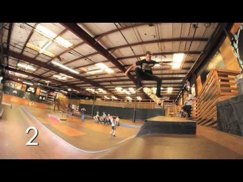 Dylan Perry: 10 Tricks and Two Cents at Skatepark of Tampa