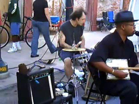 Arkansas Blues and heritage Festival 2008